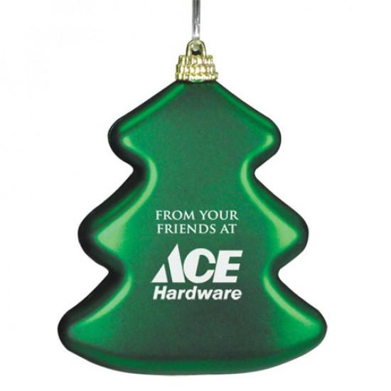 Custom Logo Tree Ornament