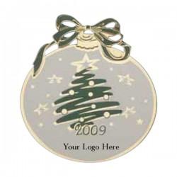 Christmas Tree Ornaments  Custom Logo Christmas Ornaments
