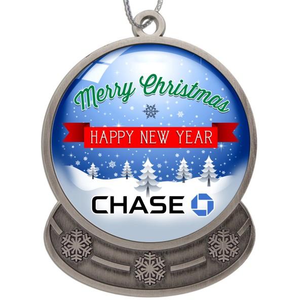 Customized Christmas Ornaments  Custom Logo Christmas Ornaments