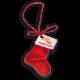 Custom Shape Wood Christmas Ornaments with Your Logo